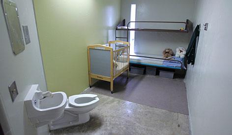 T Don Hutto Residential Center Texas Prison Bid Ness
