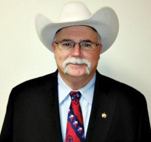 Ellis County Sheriff Johnny Brown