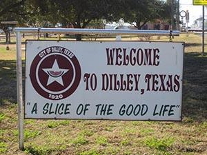 Dilley, Texas will be the site of a massive for-profit immigrant family detention center.