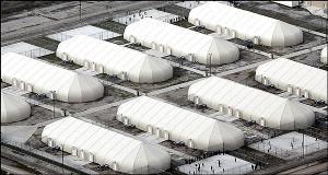 MTC's Tent City