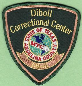 The Diboll Correctional Center was the site of a ceiling collapse Saturday, July 20, 2014.