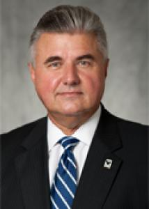 State Rep. Allen Fletcher's official legislative portrait