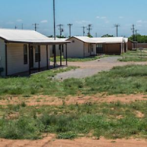 CCA's Family Detention Camp in Dilley, TX